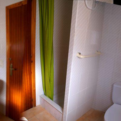Badezimmer Ferienhaus Casa Äsche