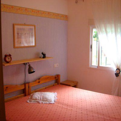 Schlafzimmer 1 Erdgeschoss Ferienhaus Casa Viva