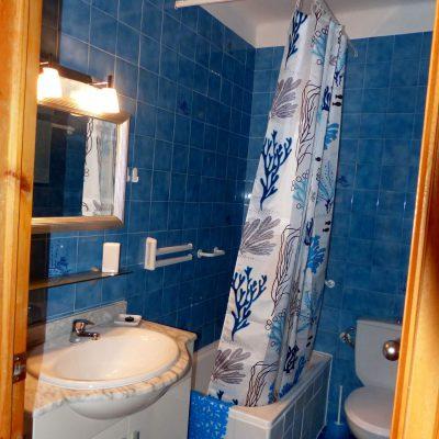 Badezimmer Ferienhaus La Ventura, Ansicht 1