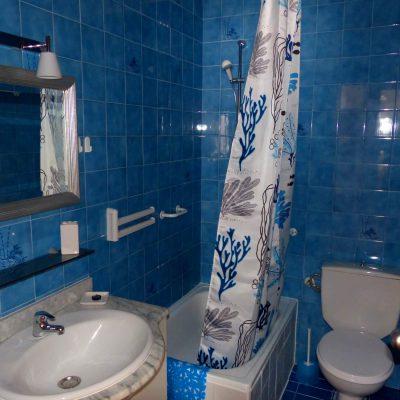 Badezimmer Ferienhaus La Ventura, Ansicht 2