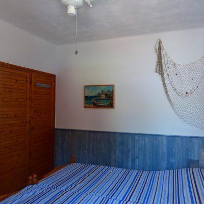 Elternschlafzimmer Ferienhaus La Ventura, seitliche Sicht