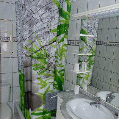 Bad mit Dusche Ansicht 1