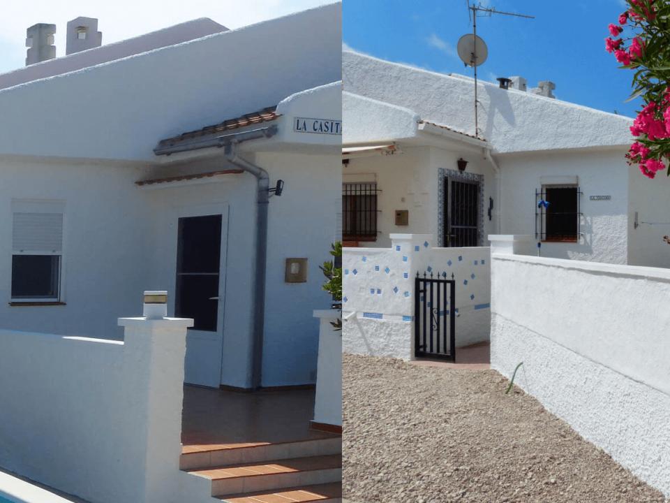 Ferienhaus La Casita und La Ventura im Doppelpack